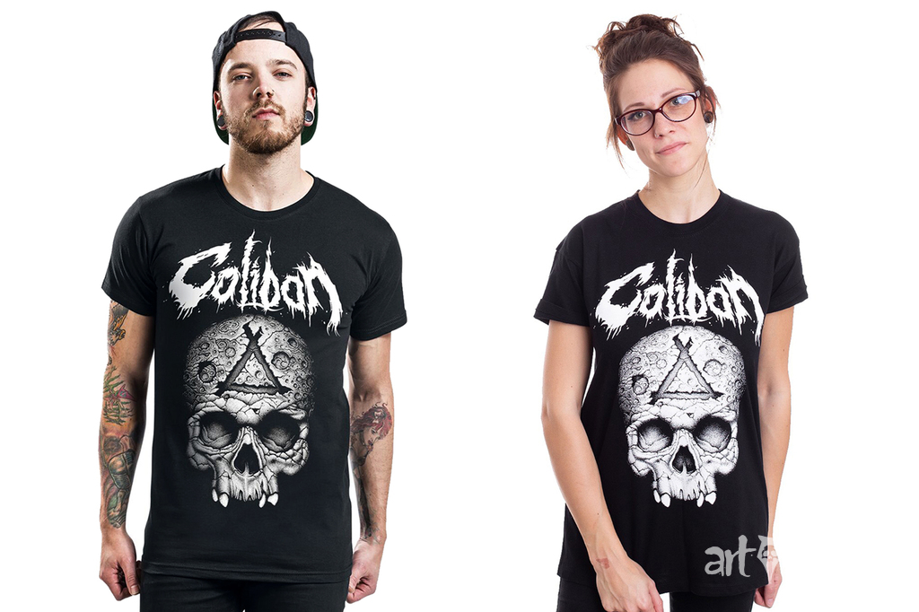 """Caliban"" t-shirts"
